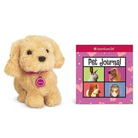 American Girl Just Like You Golden Retreiver Puppy Honey Pet