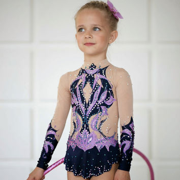 ea5c34e91 Gymnastics Leotards Girls Mystique CRAYON from AEROLeotards on