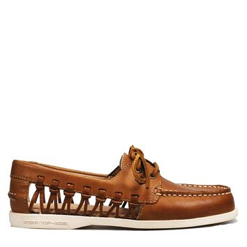 Sperry Top-Sider A/O Haven Leather Women's - Sahara