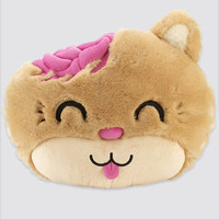 Kitty Plush Pillow, DROP DEAD