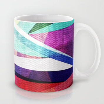 Canvas Stripes Mug by GIZIBE