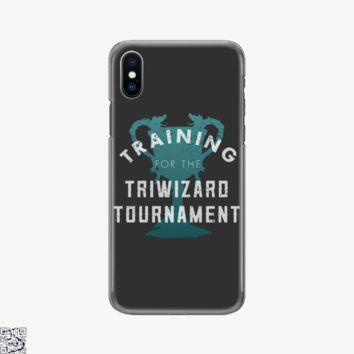 Training Triwizard Tournament, Harry Potter Phone Case