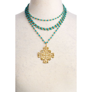 , Multistrand Necklaces
