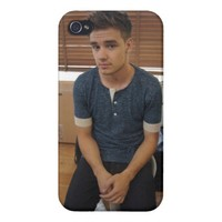 Liam Payne Phone Case Cases For iPhone 4 from Zazzle.com