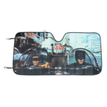 DC Comics Batman 66 Batmobile Accordion Sunshade