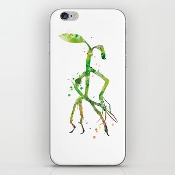 Pickett Bowtruckle iPhone & iPod Skin by MonnPrint