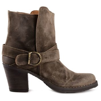 Fiorentini +  Baker stacked boots