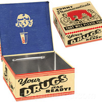 YUMMY PHARMACEUTICALS PETITE CIGAR BOX