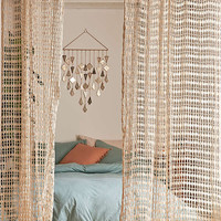 Joni Net Window Curtain | Urban Outfitters