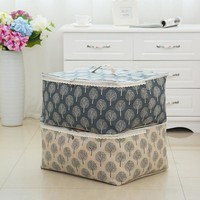 Quilt Organizer Bag Clothing Storage Bags Home Clothes Organizer Toys Books Sundries Container Box Clothing Sweater Storage Case