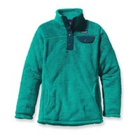 Patagonia Girls' Re-Tool Snap-T® Pullover