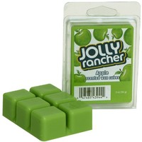 Jolly Rancher by Hanna's Candle 2-Ounce Jolly Rancher Apple Wax Melts