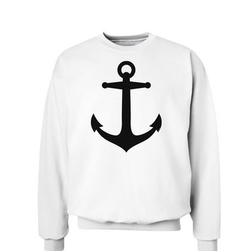 Nautical Sailor Anchor Sweatshirt