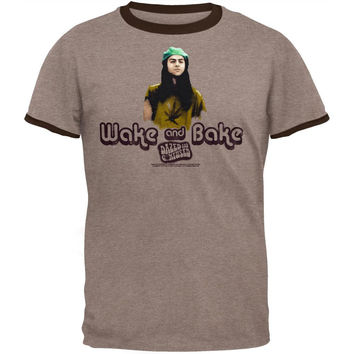 Dazed & Confused - Wake & Bake T-Shirt