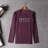 Gucci Men or Women Fashion Casual Long Sleeve Top Sweater Pullover