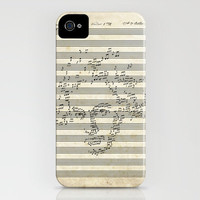 Beethoven iPhone Case by bananabread | Society6