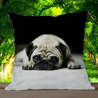 Pug Dog for Pillowcases