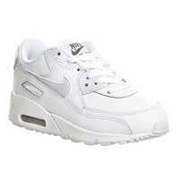Nike Air Max 90 Ps White White Cool Grey - Unisex