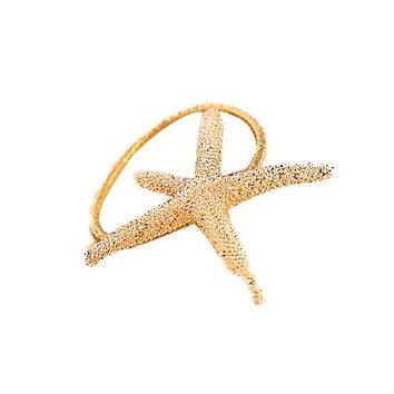 Women Girl Hair Ring Hollow Hair Tie Head Hair Accessory  GD