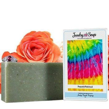 Peaceful Patchouli | Jewelry Soap