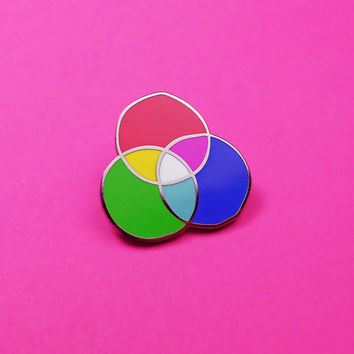 RGB Color Pin