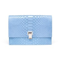 PROENZA SCHOULER | Small Python Lunch Bag | Browns fashion & designer clothes & clothing
