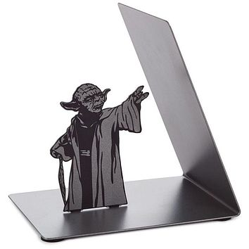 Hallmark Star Wars Yoda Metal Bookend New