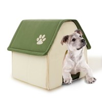 Footprint House for Pets