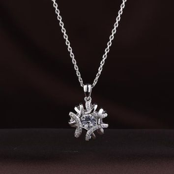 Beauty Brilliance Swarovski Crystal Necklace
