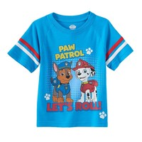 Paw Patrol ''Let's Roll'' Tee - Toddler