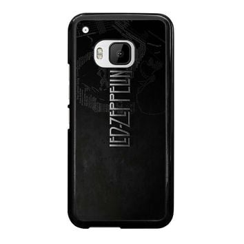 LED ZEPPELIN LYRIC HTC One M9 Case Cover