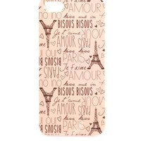PARIS PRINT PHONE CASE