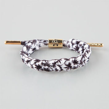 Rastaclat Amsterdam Bracelet Black/White One Size For Men 25673212501