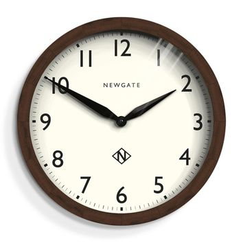Wimbledon Wall Clock in Arabic design by Newgate – BURKE DECOR