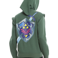 The Legend Of Zelda Cosplay Hoodie