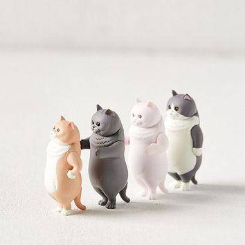 Marching Cat Figure | Urban Outfitters