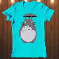 studio ghibli  T Shirt, Women T Shirt, All Color Available