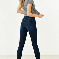 BDG High-Rise Twig Jean - Worn Indigo - Urban Outfitters