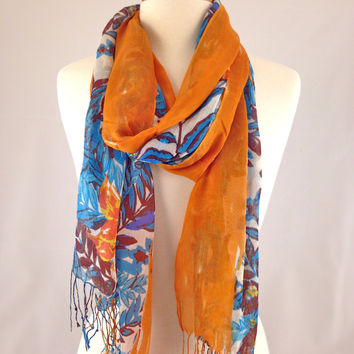 Florida Sunset Scarf