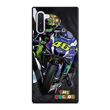 MOTO GP ROSSI THE DOCTOR STYLE Samsung Galaxy Note 10 Case