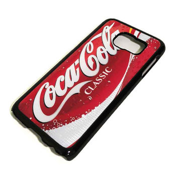 COCA COLA Coke Samsung Galaxy S3 S4 S5 S6 Edge, Mini, Note 1 2 3 4, Tab Case Cover