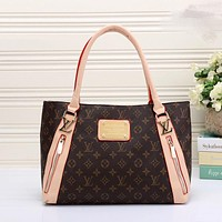 Louis Vuitton Women Fashion Handbag Tote Shoulder Bag Satchel