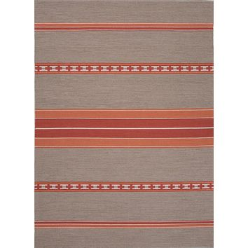 Jaipur Rugs Traditions Made Modern Cotton Flat Weave MCF04 Area Rug
