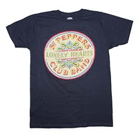 Beatles Lonely Hearts Seal T-Shirt