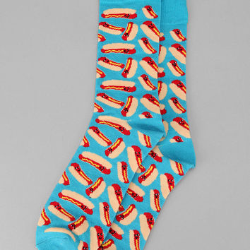 Urban Outfitters - Junk Food Hot Dog Sock