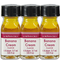 Banana Cream Flavoring Oil