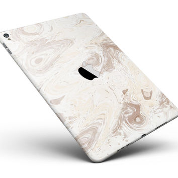 """Slate Marble Surface V33 Full Body Skin for the iPad Pro (12.9"""" or 9.7"""" available)"""