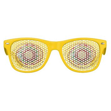 Hard Candy Whirls Kids Sunglasses