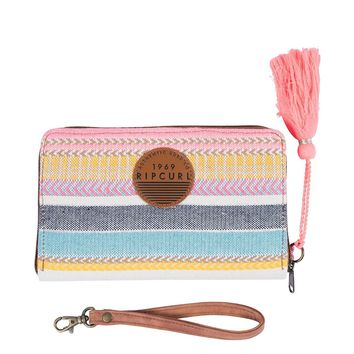 Rip Curl Women's Chela Oversized Wallet Multi Colored One-Size