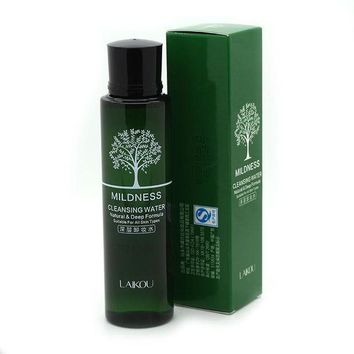 Korean Olive Pore Shrinking Cleansing Water And Makeup Remover
